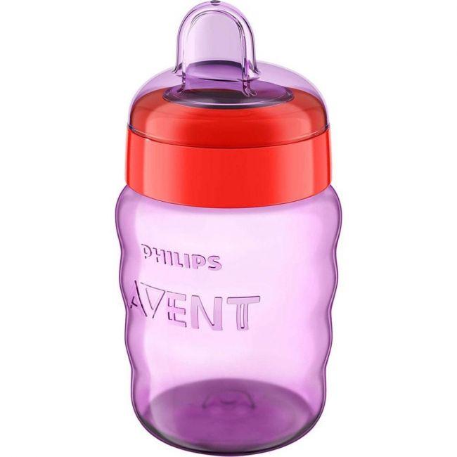 Philips Avent Classic Training Girl Feeding Bottle - 260ml