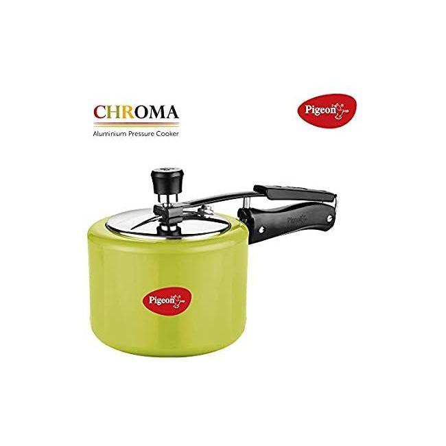 Pigeon - Pressure Cooker Green 5 Liters 12364 Gr