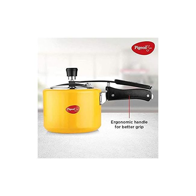 Pigeon - Pressure Cooker Yellow 3 Liters 12363 Yl