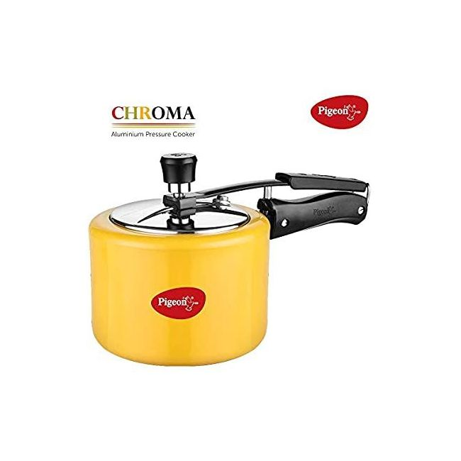 Pigeon - Pressure Cooker Yellow 5 Liters 12364 Yl