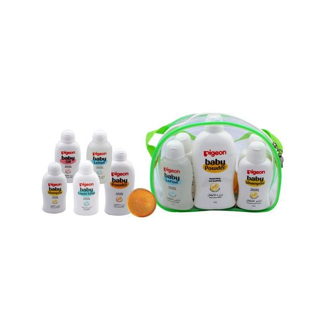 Pigeon - Baby Toiletries 6pc Travel Pack