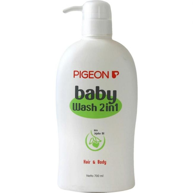 Pigeon Body Wash 2 in1 - 700ml
