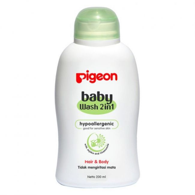 Pigeon Body Wash 2in1 - 200ml