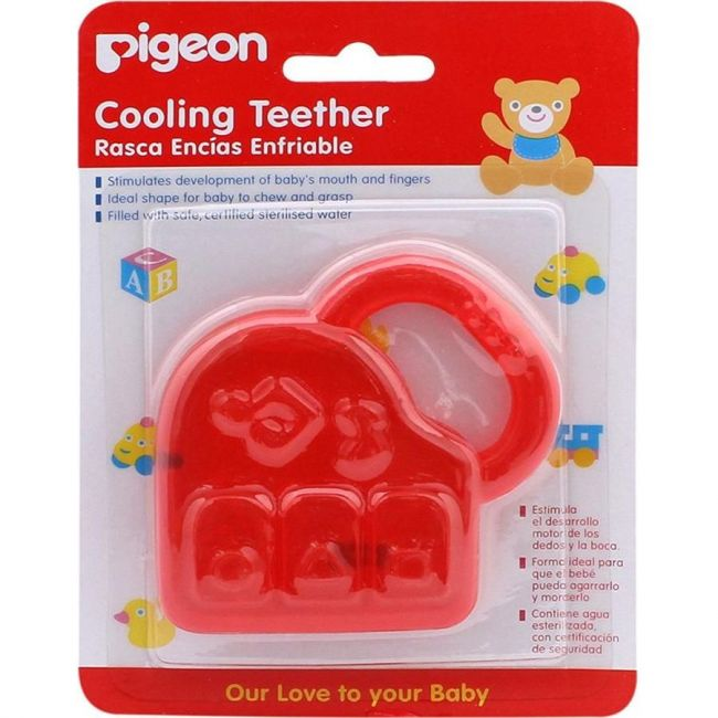 Pigeon Cooling Teether -Piano
