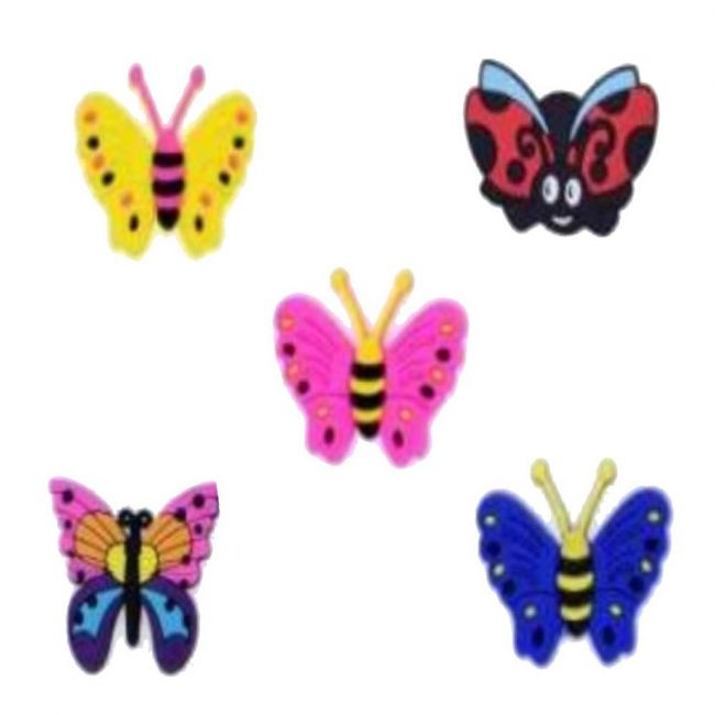 Pikkaboo - Crocs Charms - Butterfly