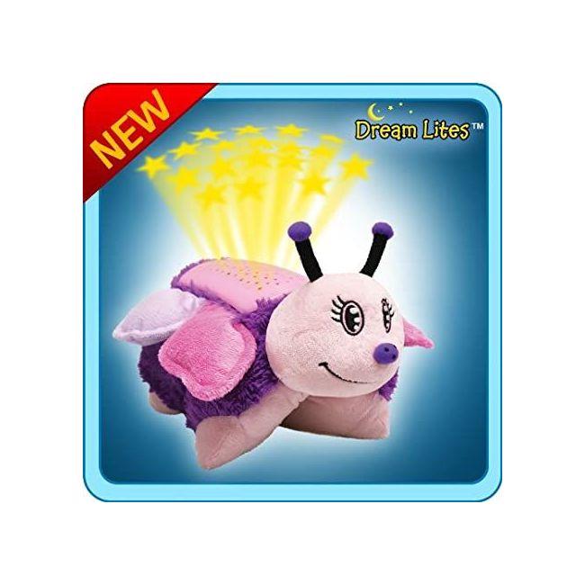 Pillow Pets - Dream Lites Pink Butterfly
