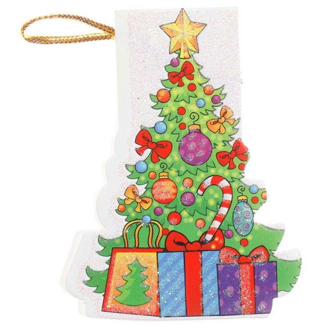 Pinak - Christmas Tree Gift Tag