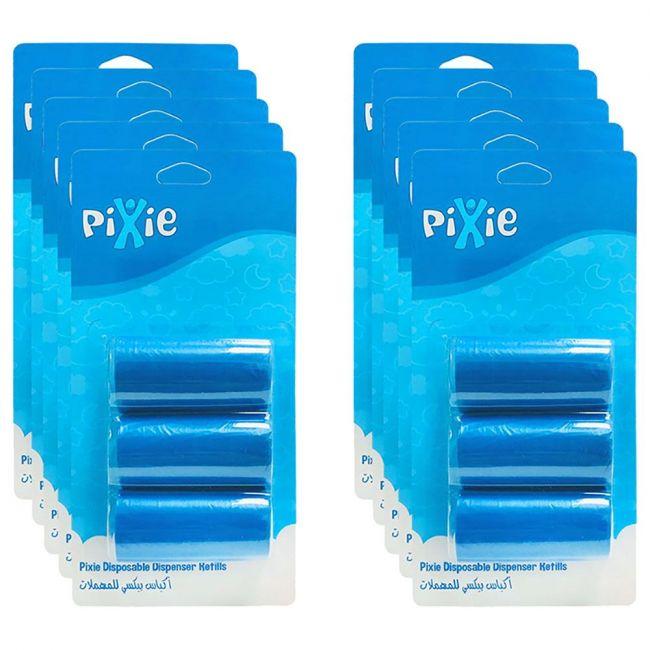 Pixie - Dispenser Refill - Blue (Buy 8 Get 2 Free)