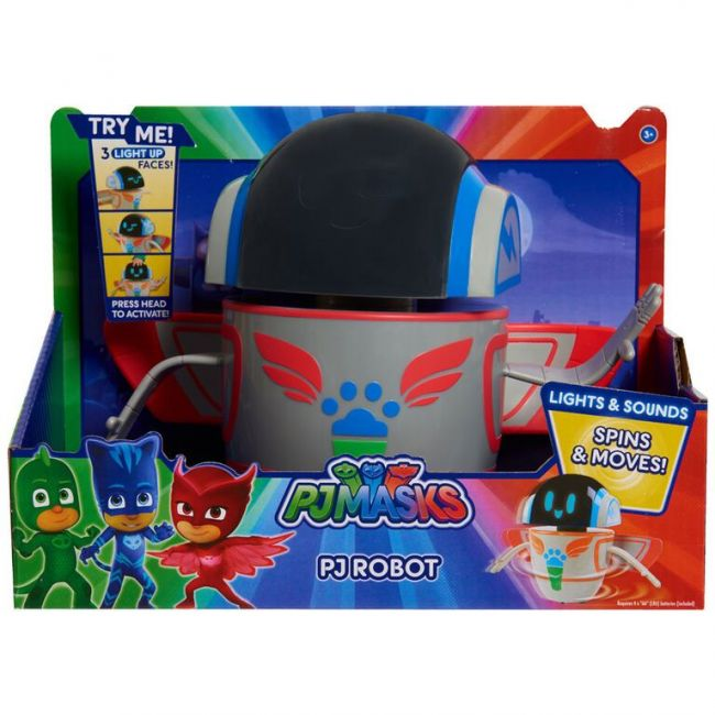 Pj Mask - Lights Sounds Robot