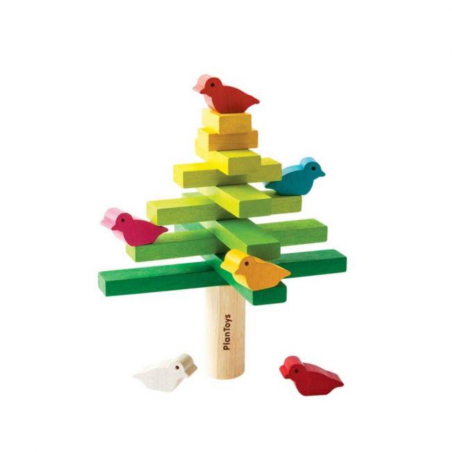 Plantoys Wooden Balancing Tree