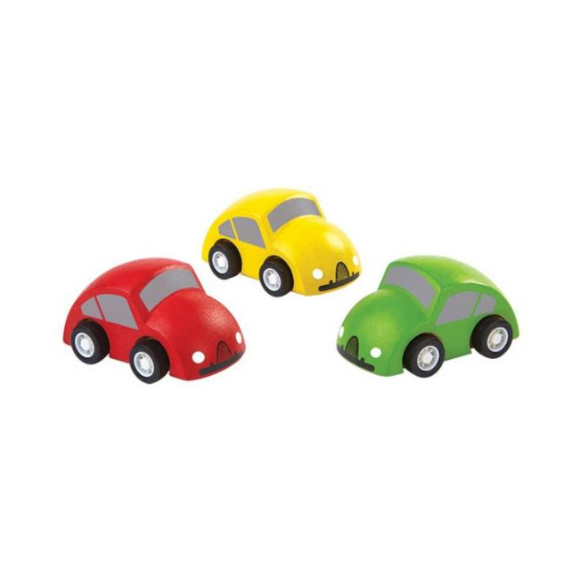 Plantoys Wooden Cars - II