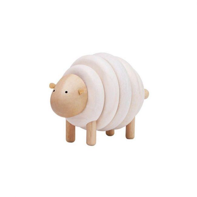 Plantoys Wooden Lacing Sheep