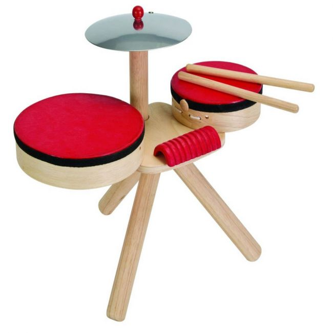 Plantoys Wooden Musical Band
