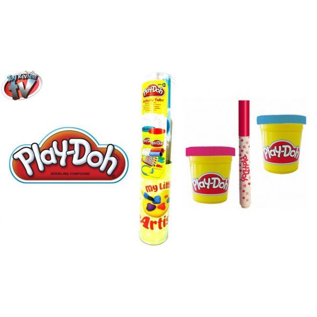 Play Doh - Activity Tube