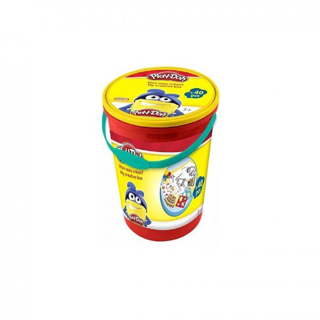 Play Doh - Creative Box 40 Pcs