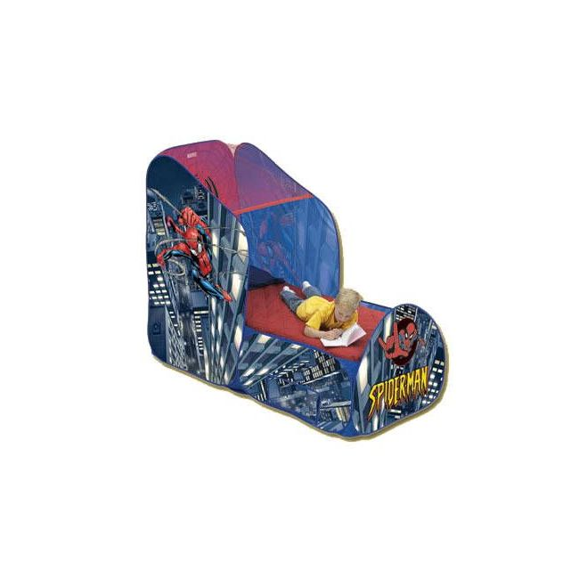 Play Hut - Spider Man Bed Topper