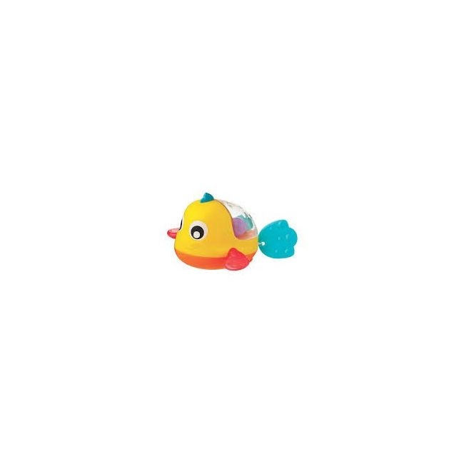 Playgro Yellow Padding Fish Bath Toy