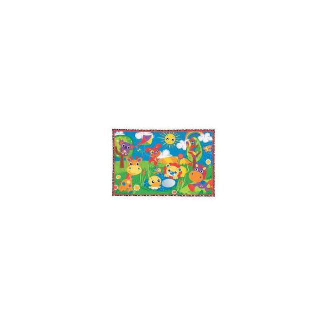 Playgro Party in the Park Jumbo Mat for Baby Infant Toddler