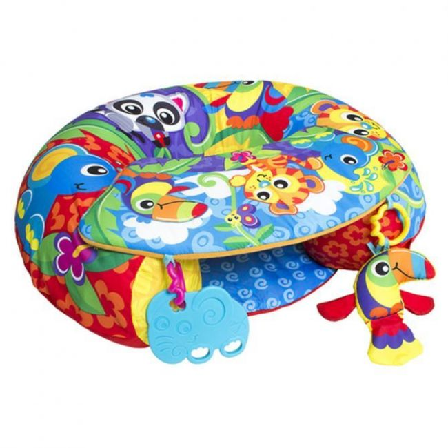 Playgro Sit Up and Play Activity Nest for Baby Infant Toddler