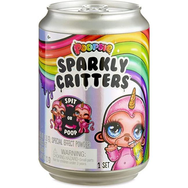 Poopsie - Sparkly Critters Asst In Sk