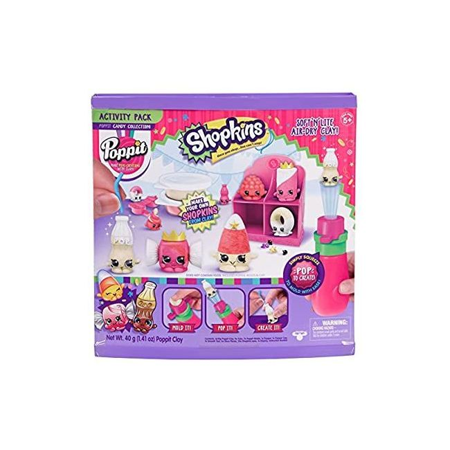 Poppit - S 2 Shopkins Candy Collection