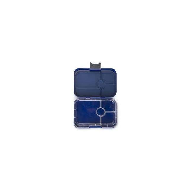 Yumbox Portfolio Blue Tapas 4 compartments Bento Lunch box