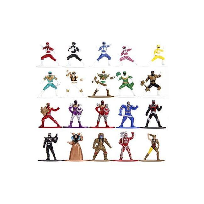 Power Rangers - 20 Movie Figure Asst