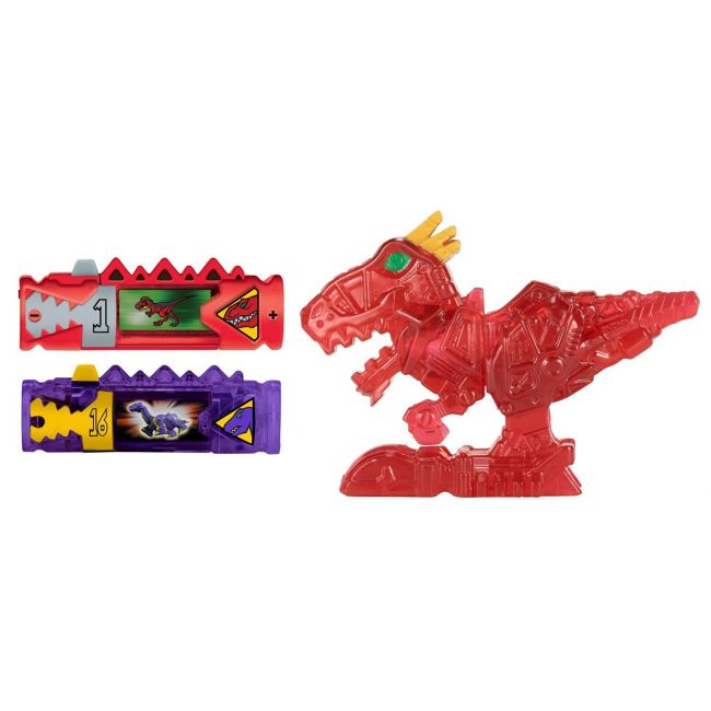 Power Rangers - Dino Charge 2 Pack With Dino Accessory