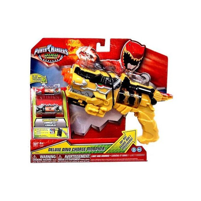 Power Rangers - Dino Charge Deluxe Morpher 2 Dino Charger