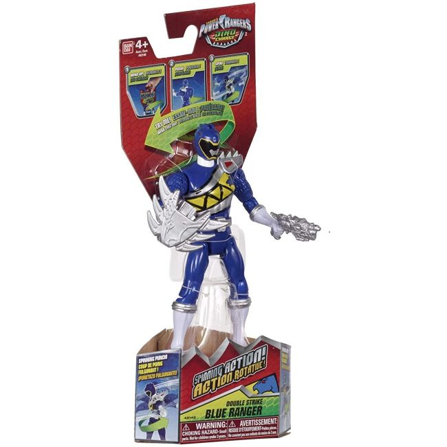Power Rangers - Dino Charge Feature Figure 16 5Cm
