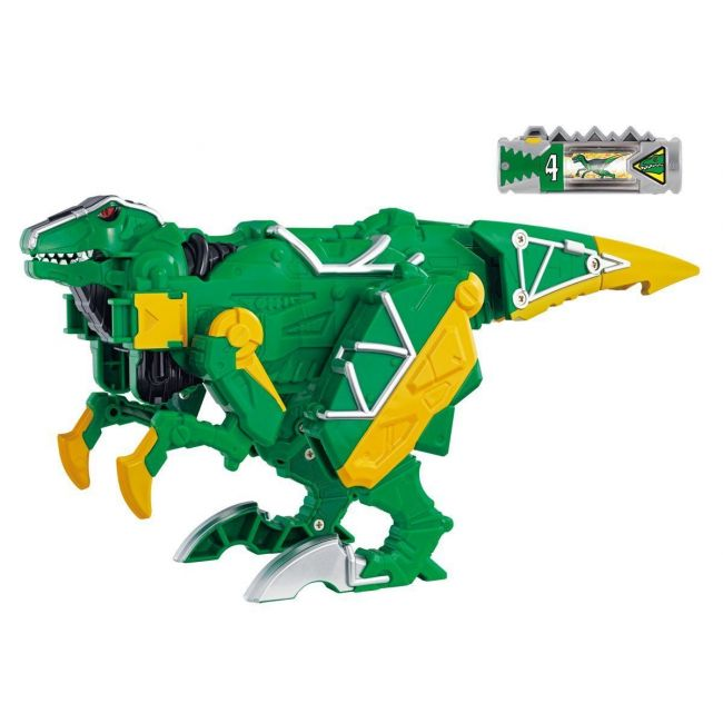 Power Rangers - Dsc Deluxe Zord 1 Dino Charger