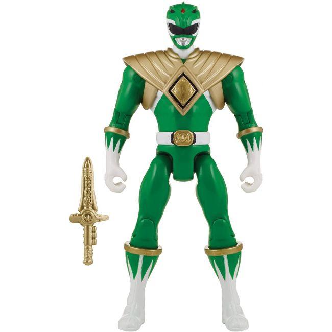 Power Rangers - Mega Force 6 5 Morph In Action