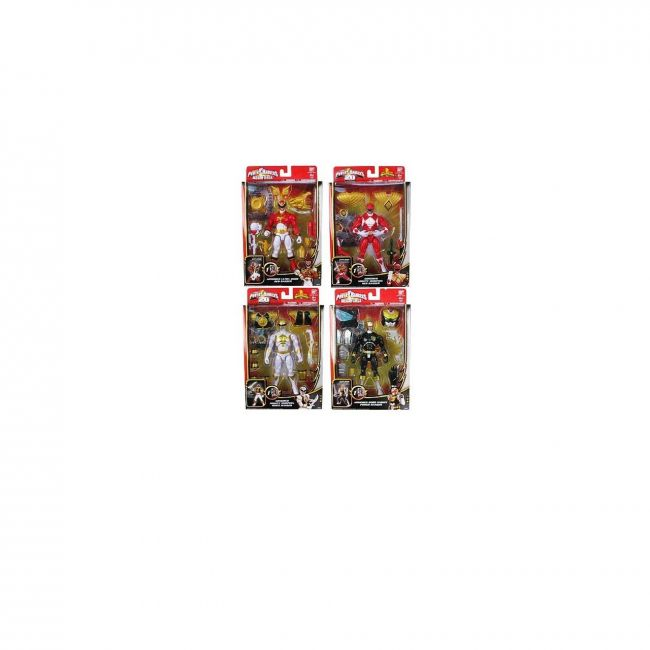 Power Rangers - Mega Force Armo Red Might Figures
