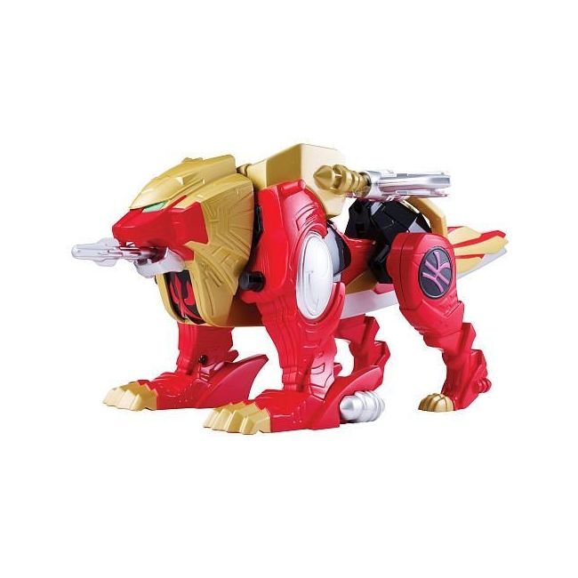 Power Rangers - Mega Force Deluxe Vehicle With Figure