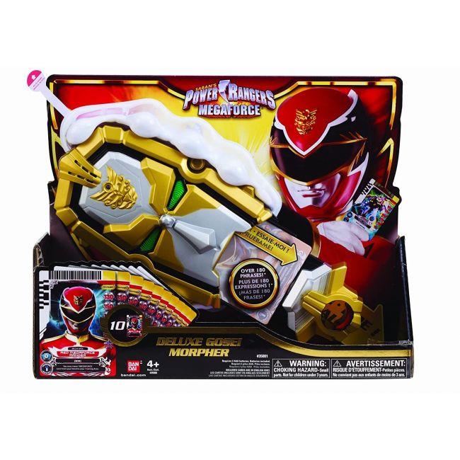 Power Rangers - Mega Force Dx Gosei Morpher