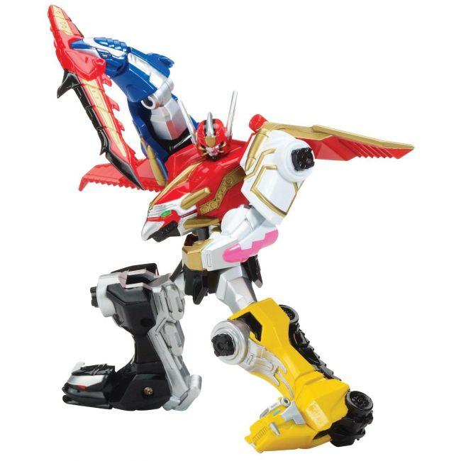 Power Rangers - Mega Force Figure Retrofire Mega Zord