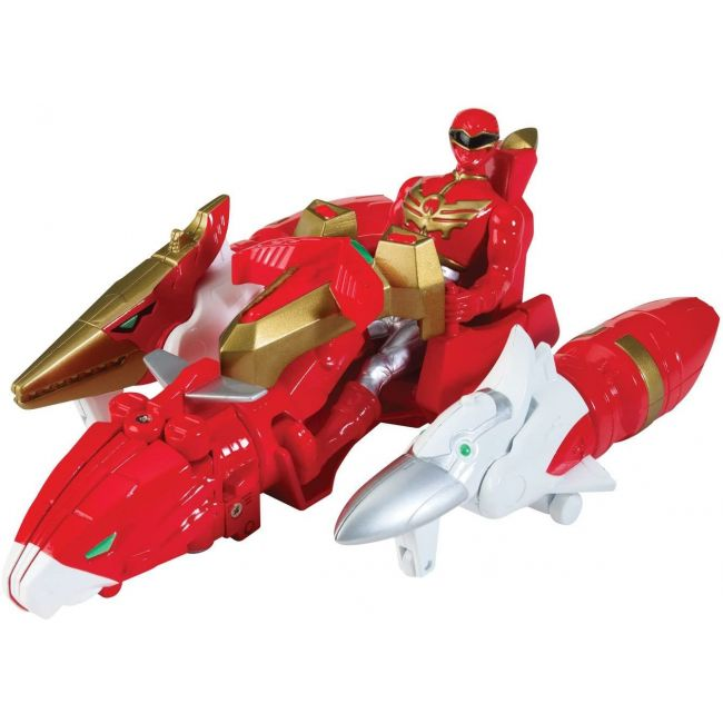 Power Rangers - Mega Force Zord Vehicle With Figure