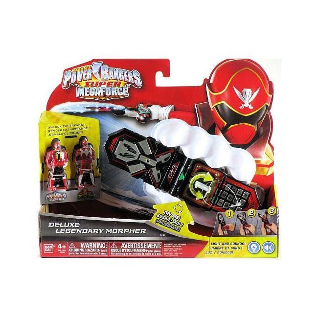 Power Rangers - Ns Deluxe Morpher