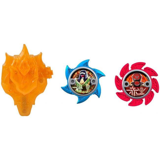 Power Rangers - Ns Star Pack