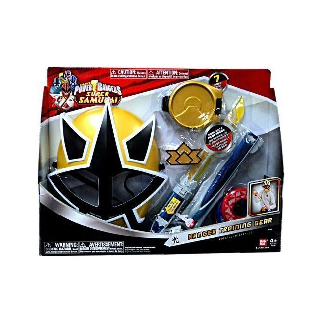 Power Rangers - Ns Training Gear Set