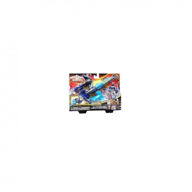 Power Rangers - Sea Zord Vehicle With Figure