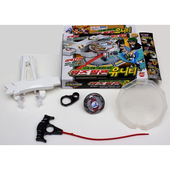 Power Top Plate - Falcon Unity Semi Set Package
