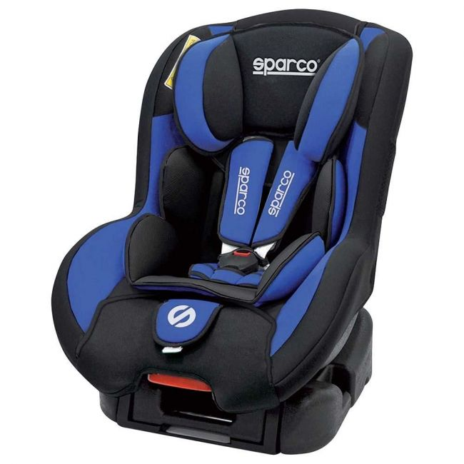 Sparco Blue F500K Car Seat(0-1 Years)