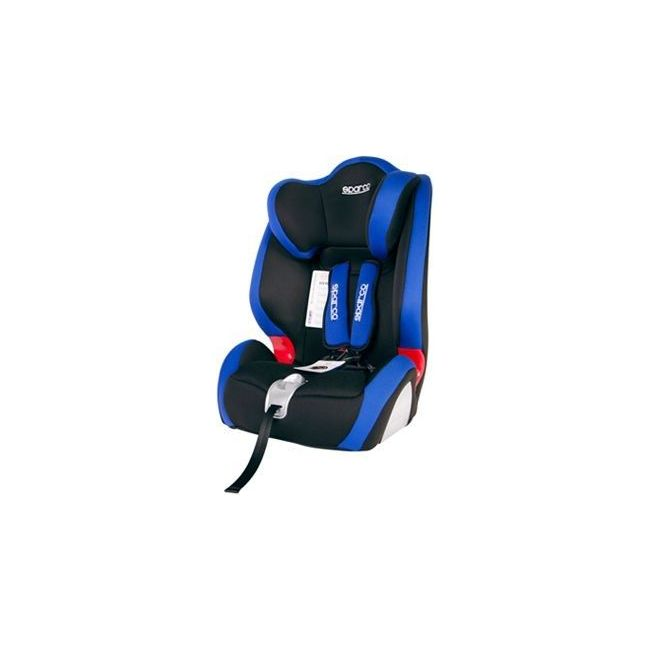 F1000K Mesh Blue Sparco Child Carseat, Polyester
