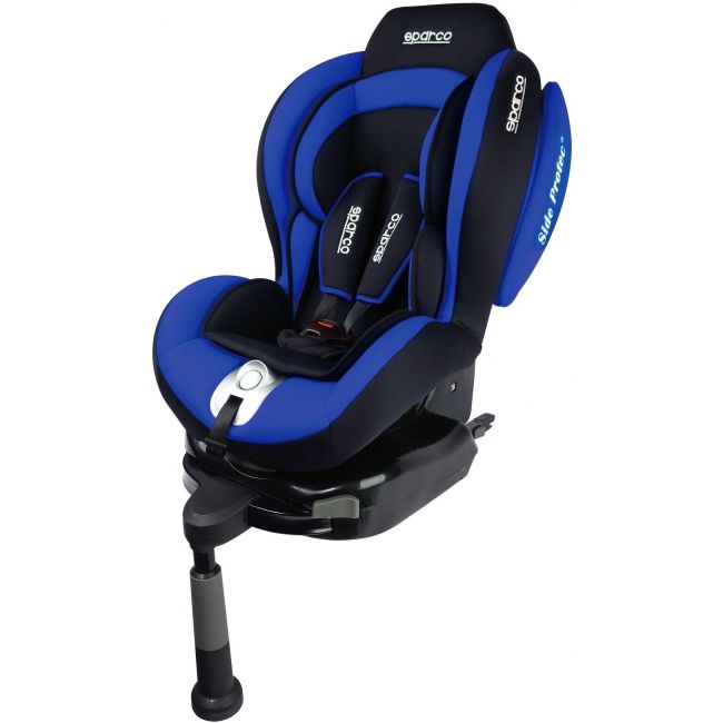 Sparco Blue F500i Isofix Group 1+ Car Seat
