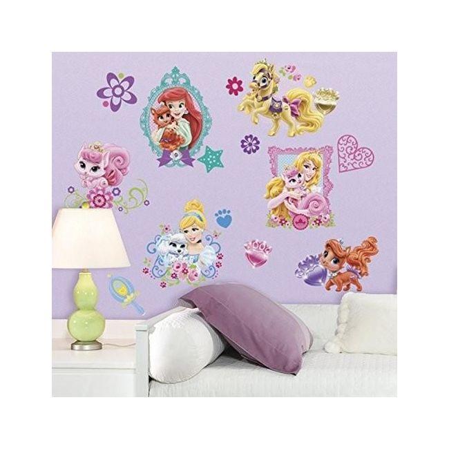 Room mates Disney Princess Palace Pets Wall Decals
