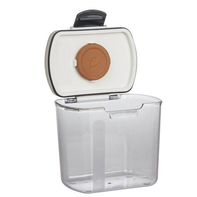 Prepworks - By Progressive Brown Sugar Prokeeper Storage Container With Silicone Seal, Clear, 1.4 L