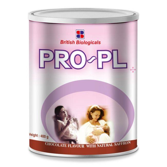 PRO-PL - Vanilla Flavour Protein Powder - 400g