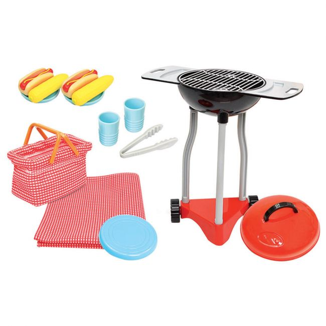 Lotus - Barbecue Grill Set