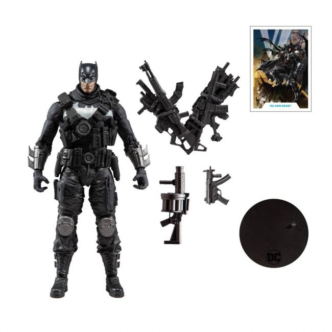 DC Comics - Multiverse Dark Knights Metal Grim Knight
